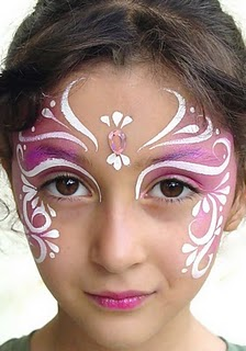 Face Painting Fairfield Ca Suisun City Ca Vacaville Ca Vallejo Ca - Simple face painting